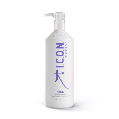 Acondicionador hidratante Free | Productos I.C.O.N. | Tu salón I.C.O.N. en casa