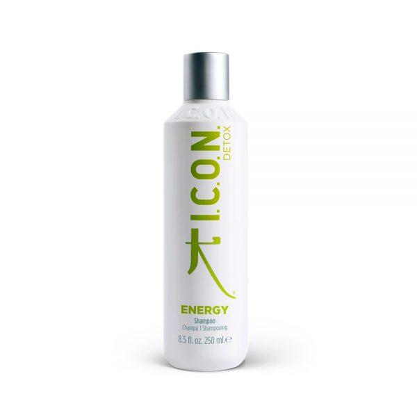 Champú estimulante Energy | Productos I.C.O.N.